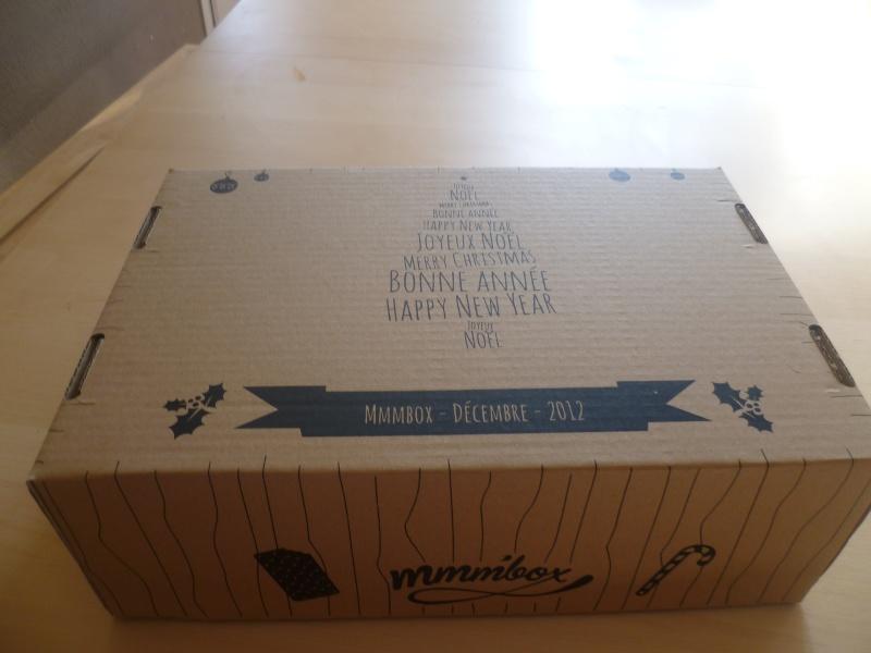 la mmm box de decembre2012 spécial noël P1040514