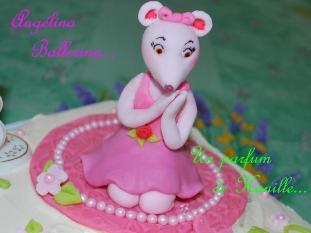 Angelina Ballerina Angeb110