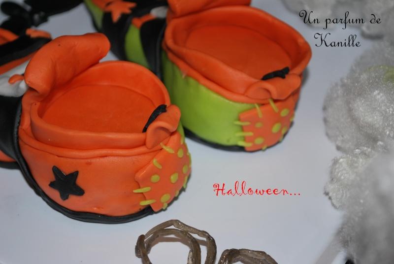 Chaussures de sorcière Shoes310