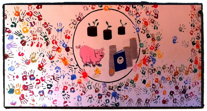 Graffitis, affiches, pub, peintures, sculptures, art - Page 4 Img_6413