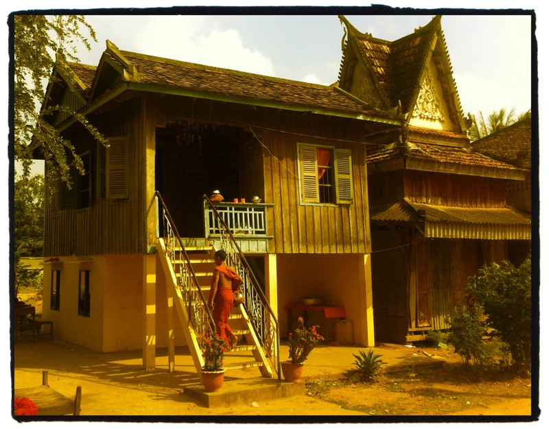 Cambodge -  Guesthouse Villa Koh Dach Img_6618