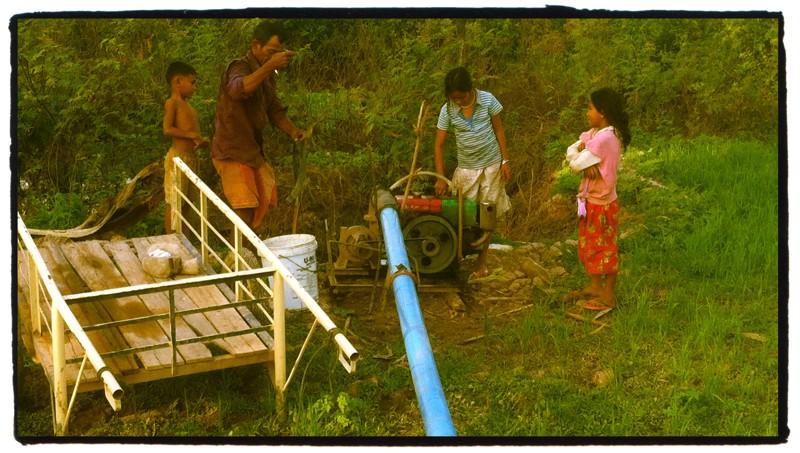 Cambodge -  Guesthouse Villa Koh Dach Img_6620