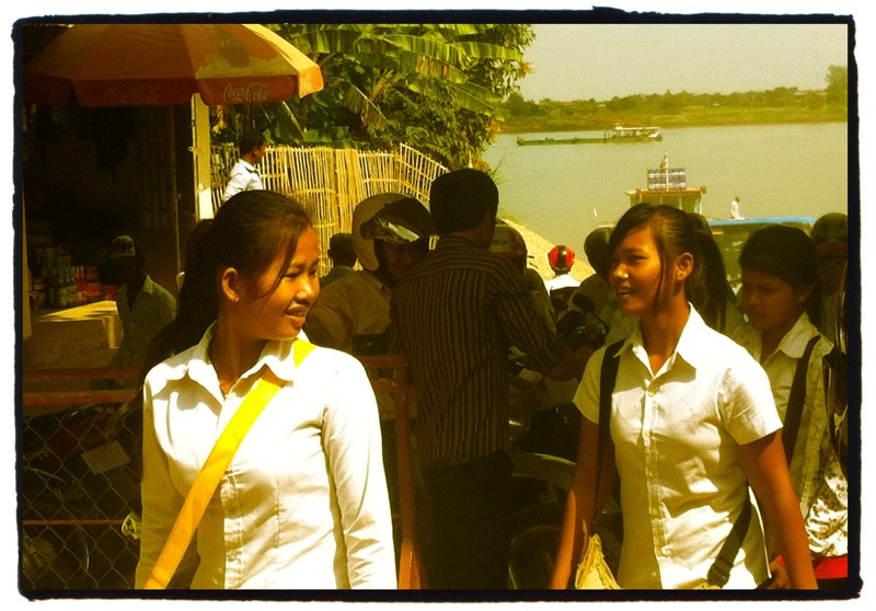 Cambodge -  Guesthouse Villa Koh Dach Img_6622
