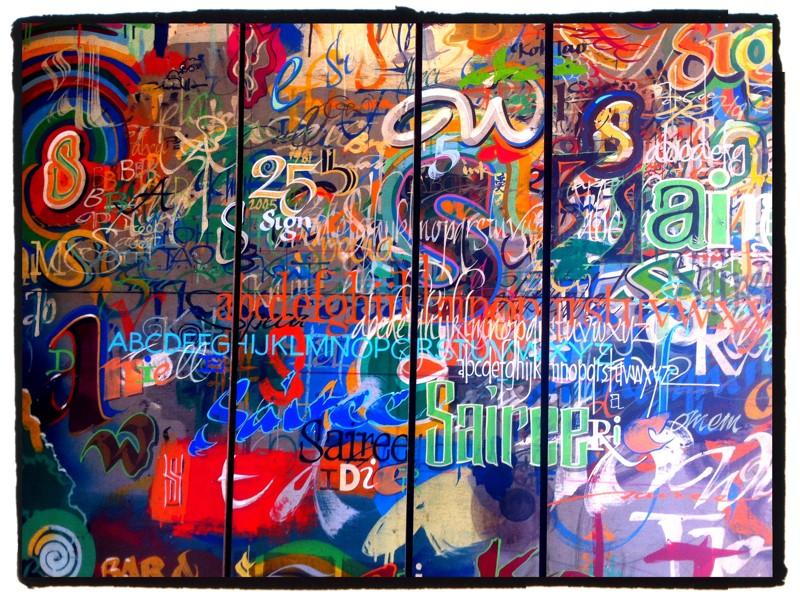 Graffitis, affiches, pub, peintures, sculptures, art - Page 4 Img_7710
