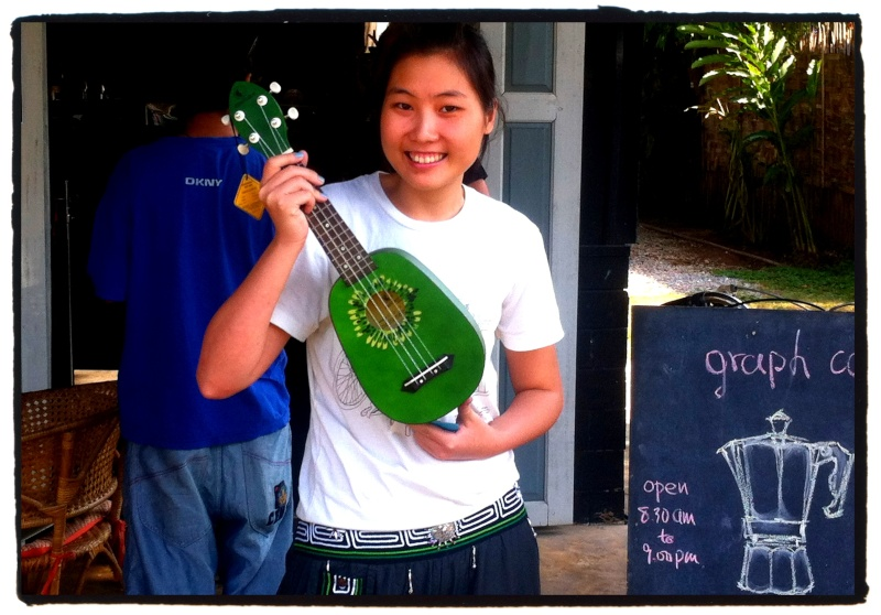Bangkok : la folie ukulélé Photo17