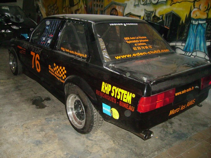 SEB AUTO ET SA BMW E30 DRIFFT Pict0031