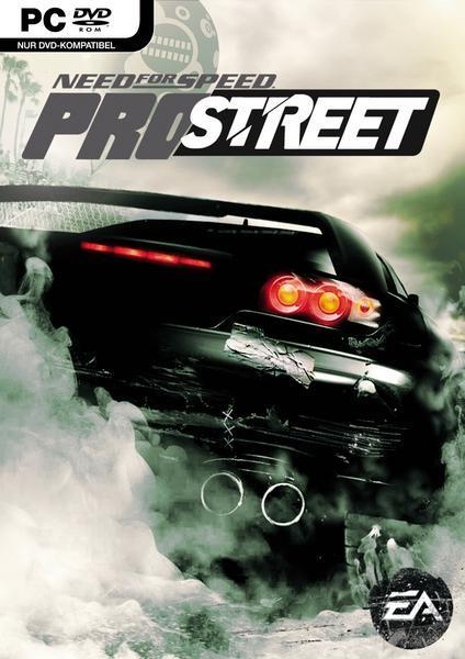 Need For Speed Pro Street Plus 2008 2el5qu10