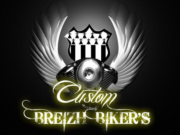 CUSTOM BREIZH BIKER'S