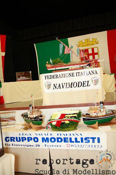 SDM - Campionato Italiano di Modellismo Navale 2012 - Ferrara 11-13 maggio 2012. Ferrar28