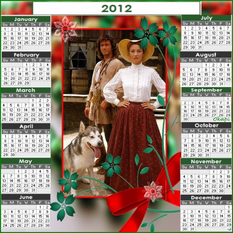 CALENDRIERS 2012 2012-11