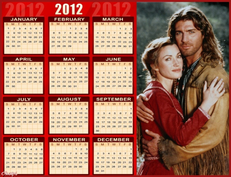 CALENDRIERS 2012 - Page 2 Calend10