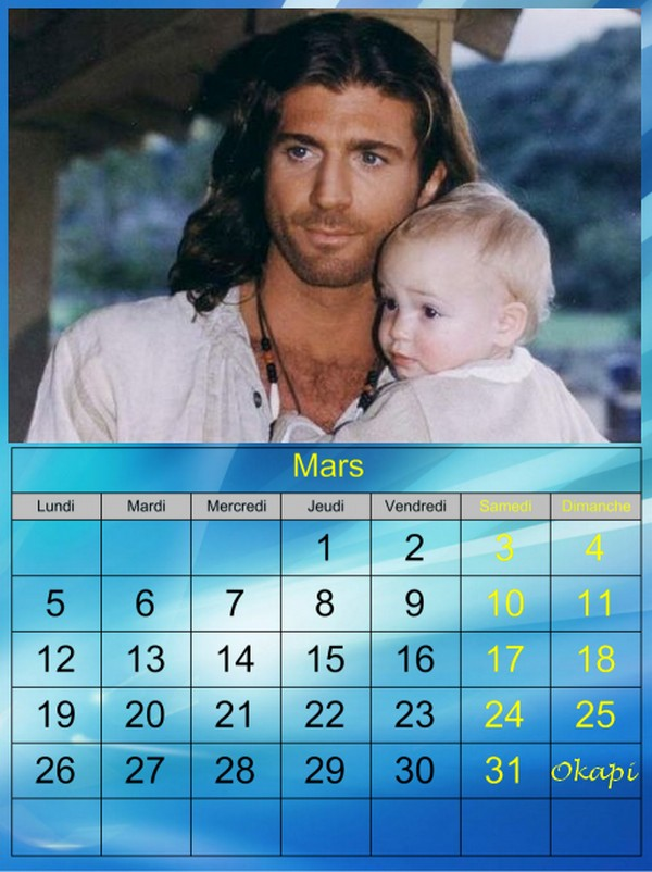 CALENDRIERS 2012 - Page 2 Calend14