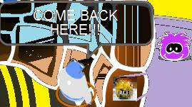 Cool Image,Puffle in wrong place Blah10
