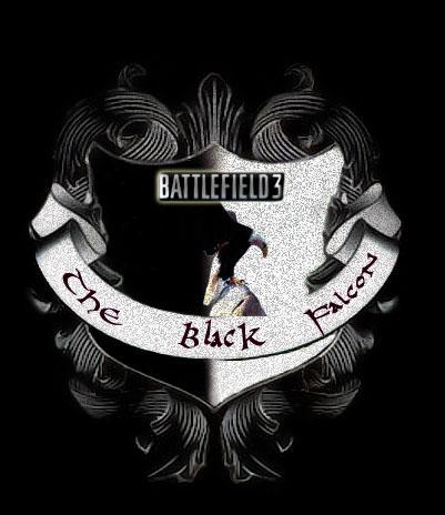   The Black Falcon   - Portal Logo-t10