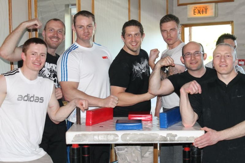 Cambridge Minotaurs Armwrestling Club 30183110