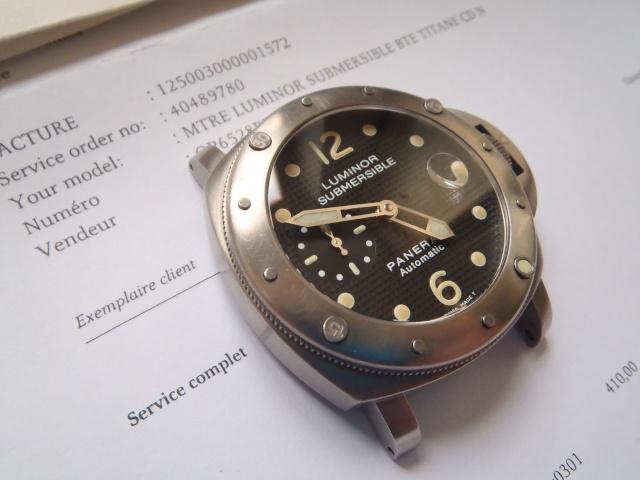 [Vendue] Panerai Submersible 25 C - 4300 euros Pb010622