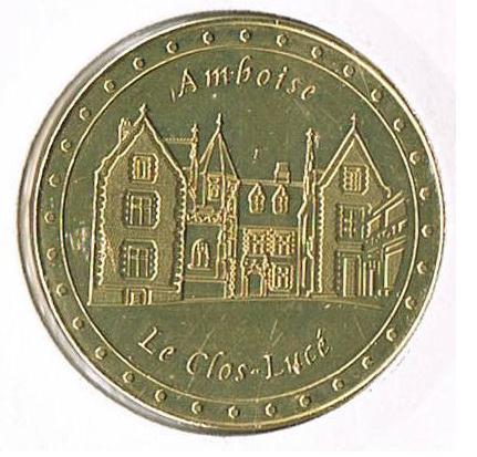 Amboise (37400)  [Clos Lucé] Ambois10