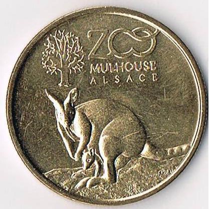 Médailles et Patrimoine  =  12 Mulhou10