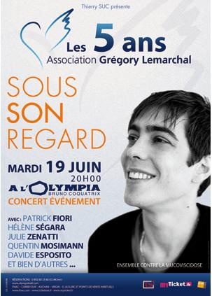 [19/06/2012] 5 ans  Association Grégory Lemarchal  - Olympia Gragor10