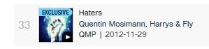 CLASSEMENTS Haters33