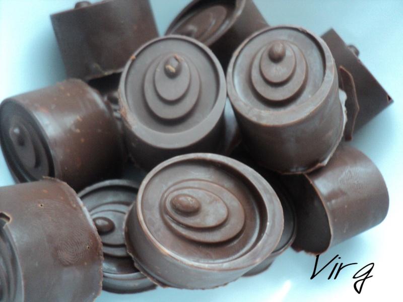 chocolat ganache speculoos Dsc06810