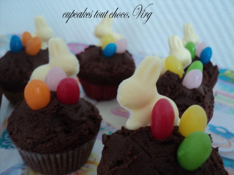 Cupcakes : recettes et décors simples - Page 5 Dsc08912