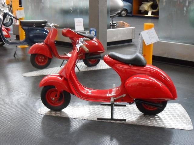 Visite musée Piaggio  Firenz16