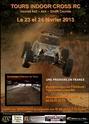 Tours Indoor Cross RC le 23 et 24 Février 2013 Affich11