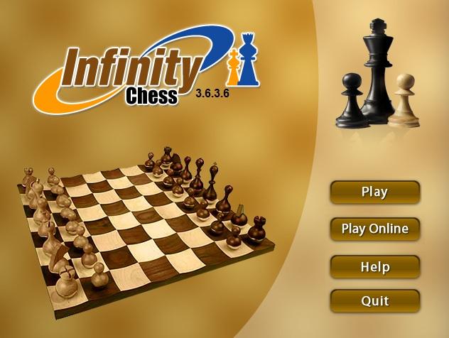 Infinity Chess GUI (Free Online Server) - Time to Enjoy Chess Like Playchess.com Free I110
