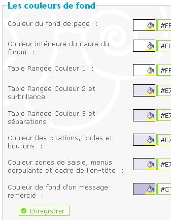 """Bouton """"merci"""" et Noms de widgets restent invisibles Couleu11"""
