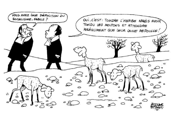 De Mitterrand à Hollande : d'un François , l'Autre... Faizan12
