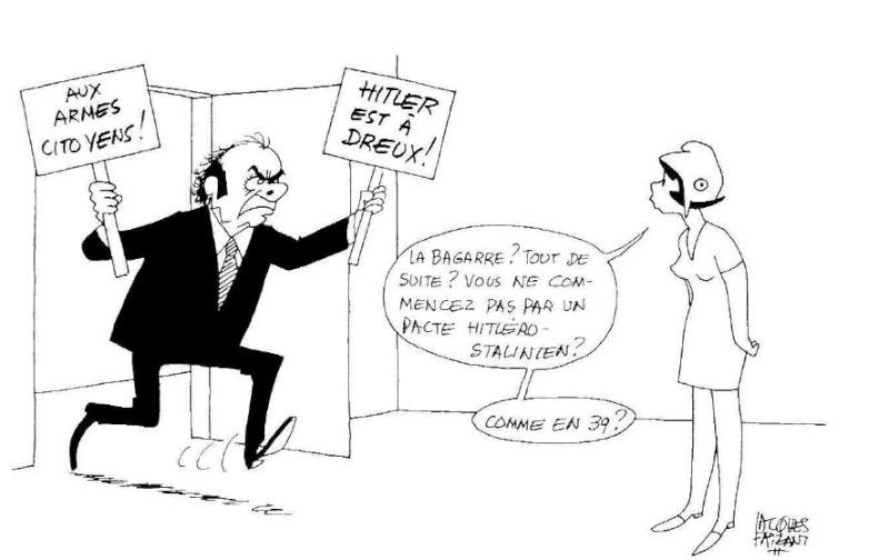 De Mitterrand à Hollande : d'un François , l'Autre... Faizan18