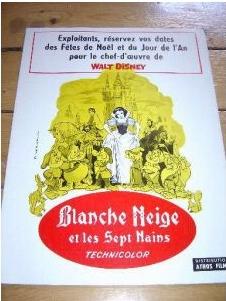 Blanche Neige et les Sept Nains [Walt Disney - 1937] - Page 3 1962_110