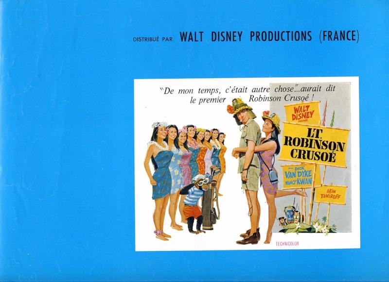 [Walt Disney Pictures] Lieutenant Robinson Crusoé (1966) 1967_011