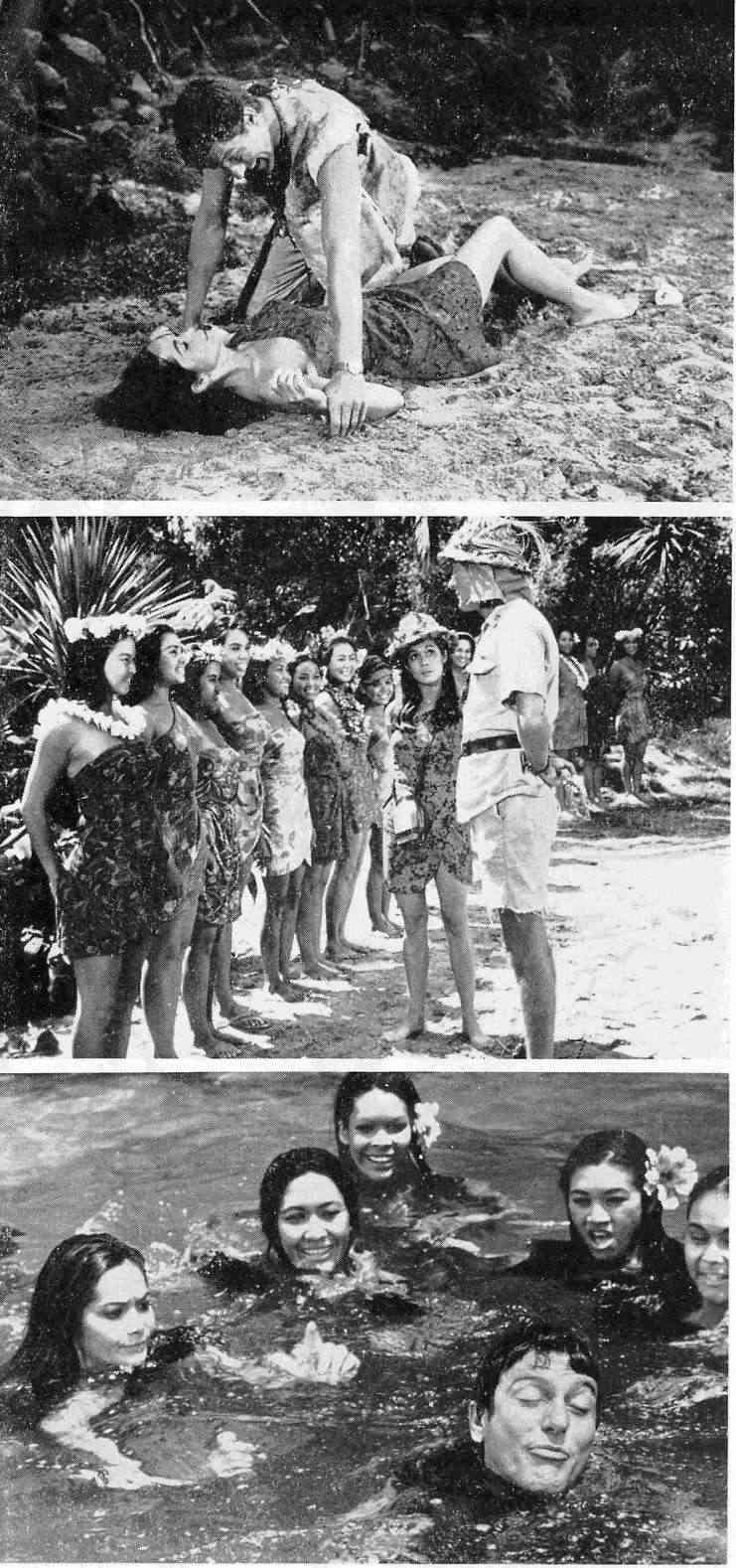[Walt Disney Pictures] Lieutenant Robinson Crusoé (1966) 1967_015