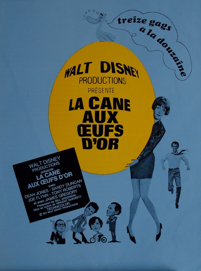 [Walt Disney Pictures] La Cane aux Oeufs d'Or (1971) 1971_013