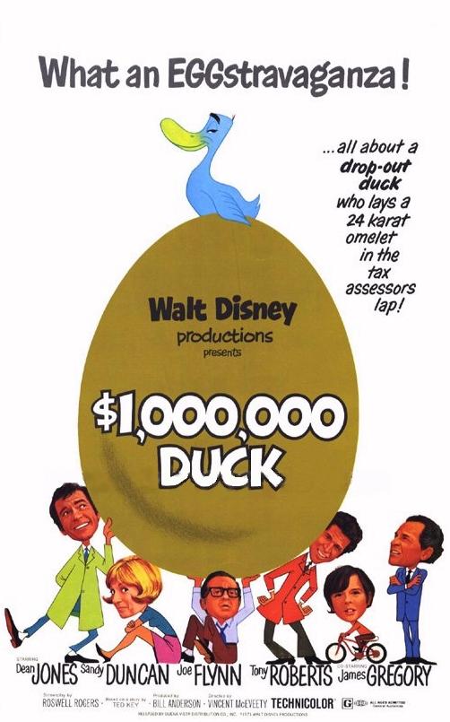 [Walt Disney Pictures] La Cane aux Oeufs d'Or (1971) 1971_014