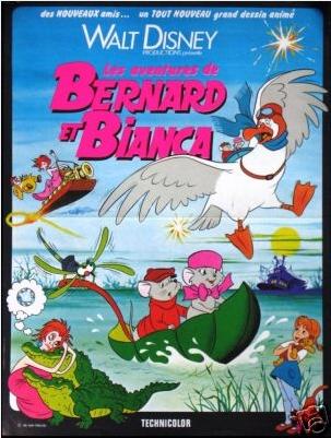 Les Aventures de Bernard et Bianca [Walt Disney - 1977] - Page 2 1977_110