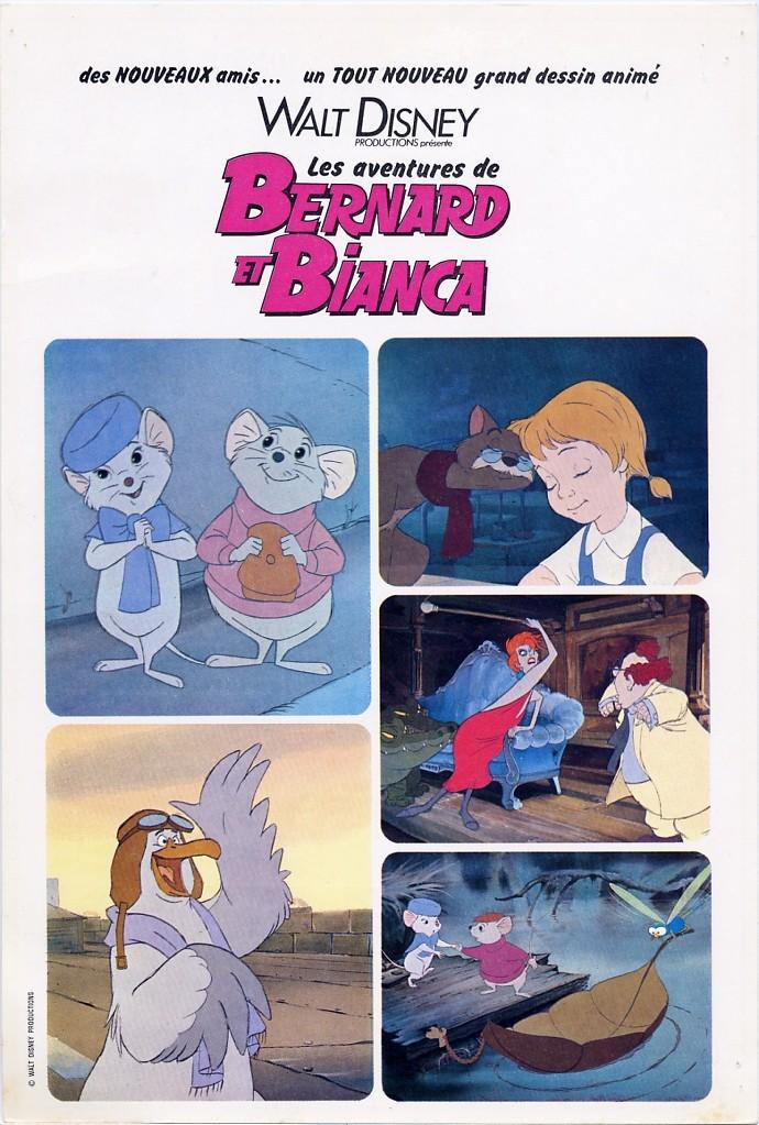 Les Aventures de Bernard et Bianca [Walt Disney - 1977] - Page 2 1977_111