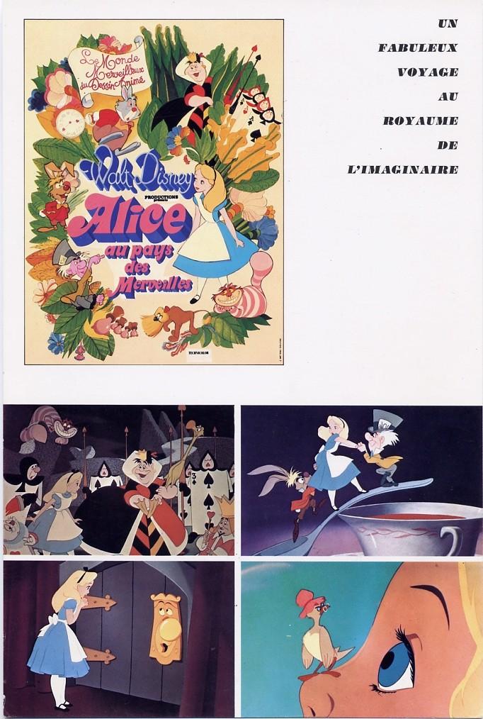 Alice au Pays des Merveilles [Walt Disney - 1951] - Page 6 1982_010