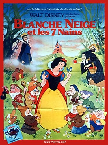 Blanche Neige et les Sept Nains [Walt Disney - 1937] - Page 3 1983_110