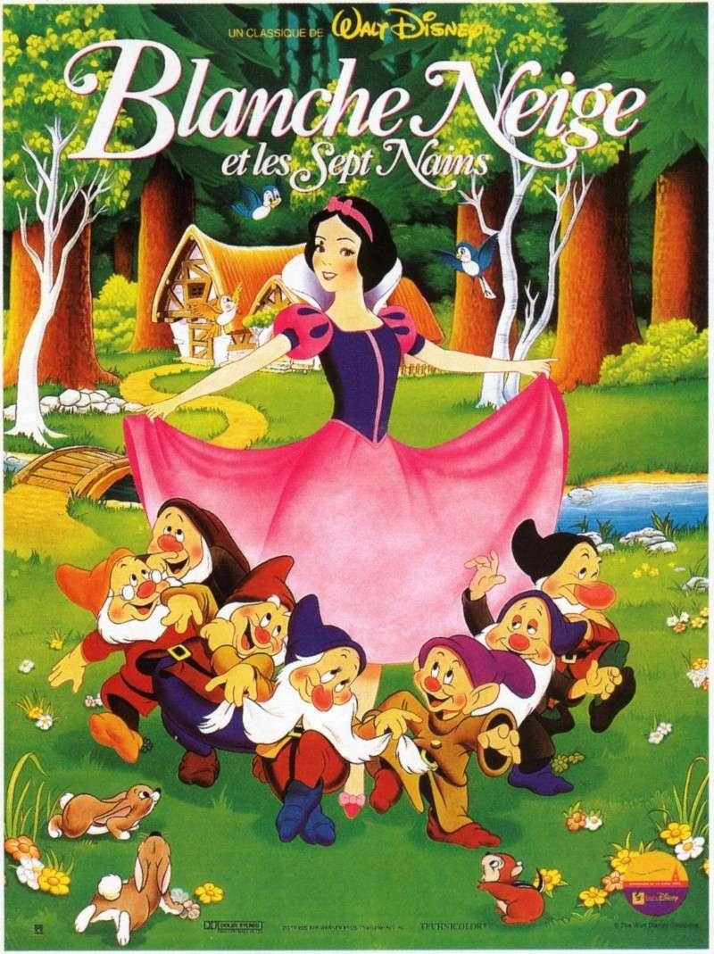 Blanche Neige et les Sept Nains [Walt Disney - 1937] - Page 3 1992_010