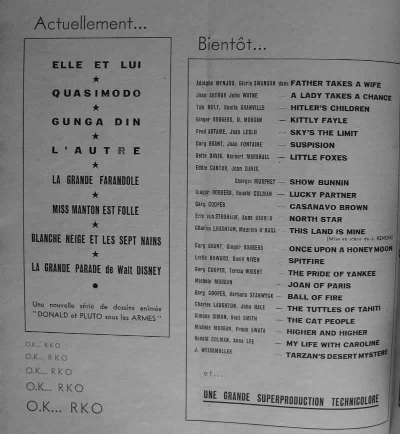 Comment Walt Disney organise la distribution de ces films en France - Page 2 Articl12