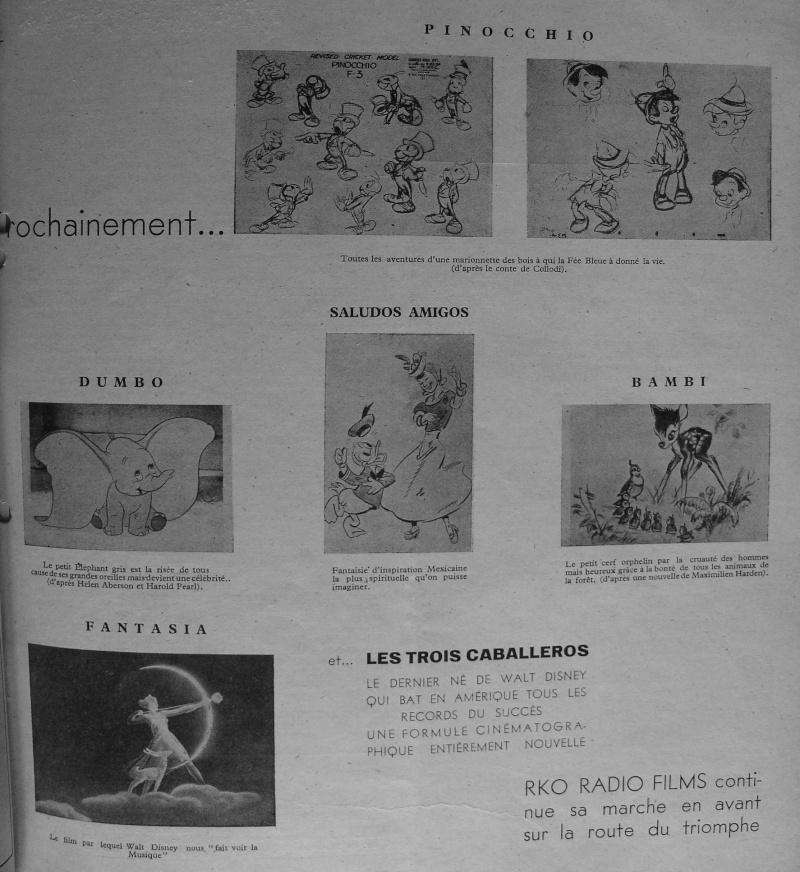 Comment Walt Disney organise la distribution de ces films en France - Page 2 Articl13