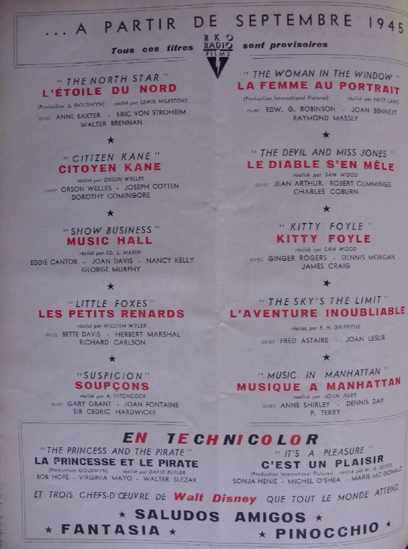 Comment Walt Disney organise la distribution de ces films en France - Page 2 Articl14