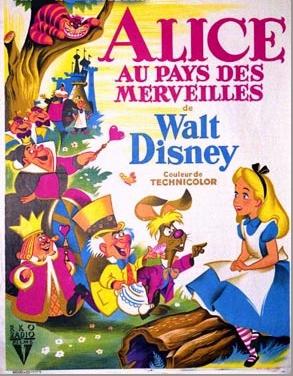 Alice au Pays des Merveilles [Walt Disney - 1951] - Page 5 New-8610