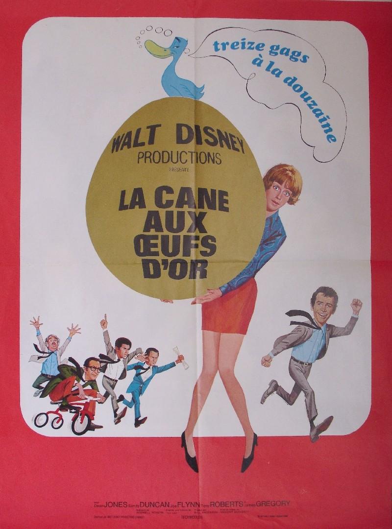 [Walt Disney Pictures] La Cane aux Oeufs d'Or (1971) V_aff_10