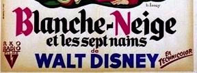 Blanche Neige et les Sept Nains [Walt Disney - 1937] - Page 3 Visuel10