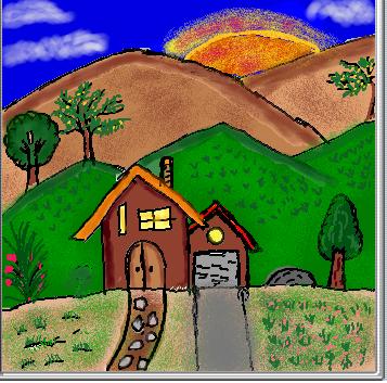 El Dibu de la Chimenea - Arte Demente - Página 6 Casita11