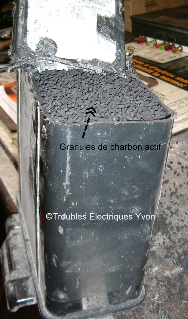 Boîtier au charbon (canister) Canist11